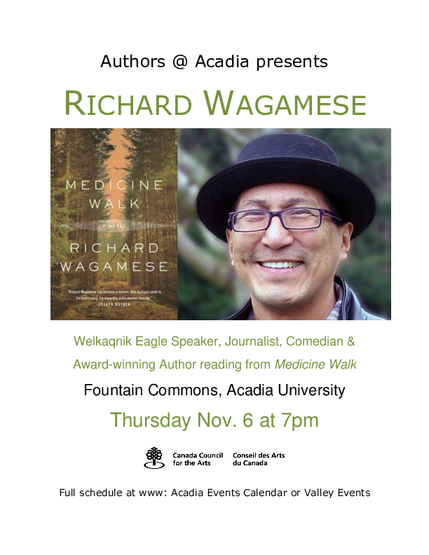 the concept of the guide in keepern me by richard wagamese