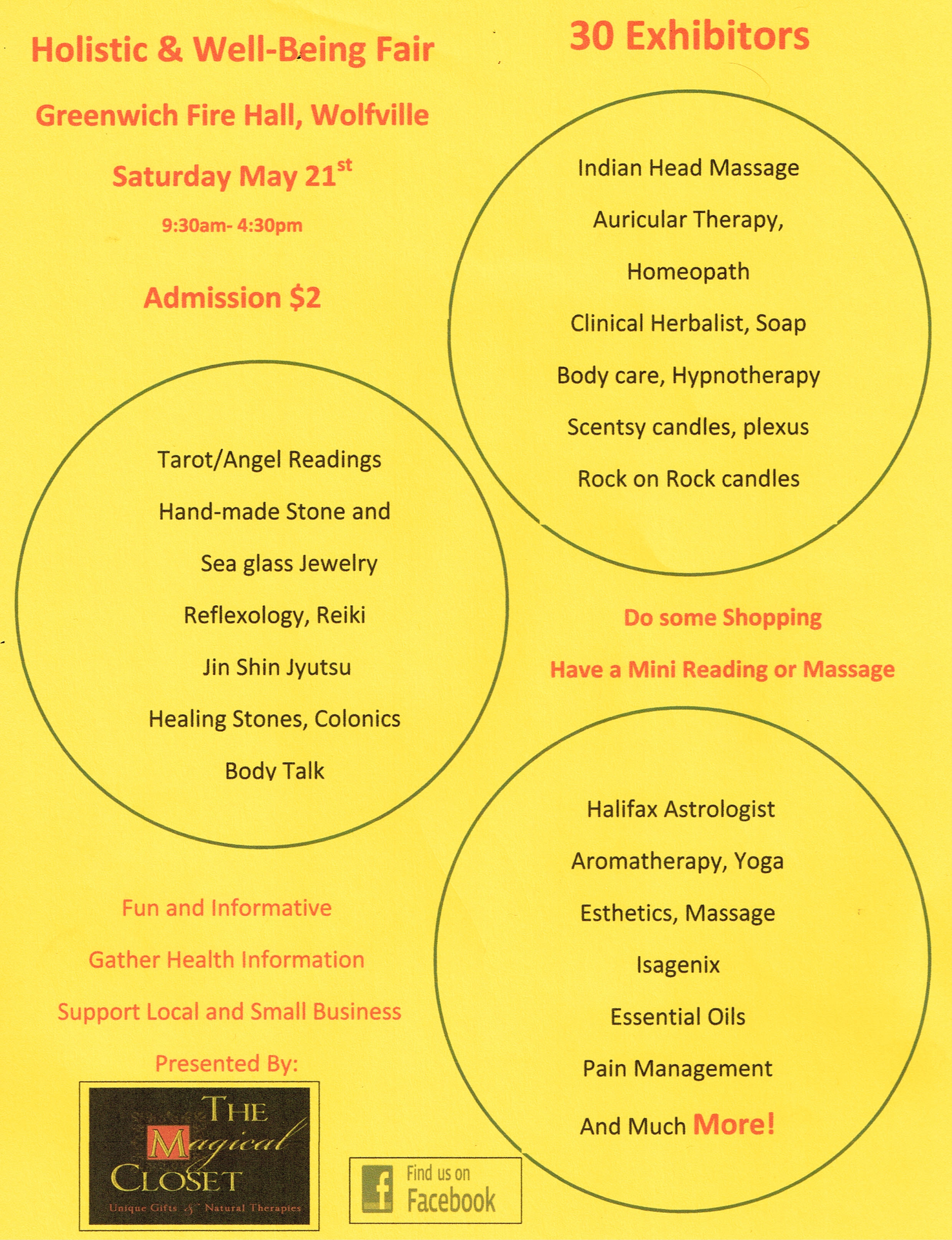 Yahoo Driving Directions Google >> Holistic & Well-Being Fair at Fire Hall, Greenwich (May 21, 2016 9:30am)