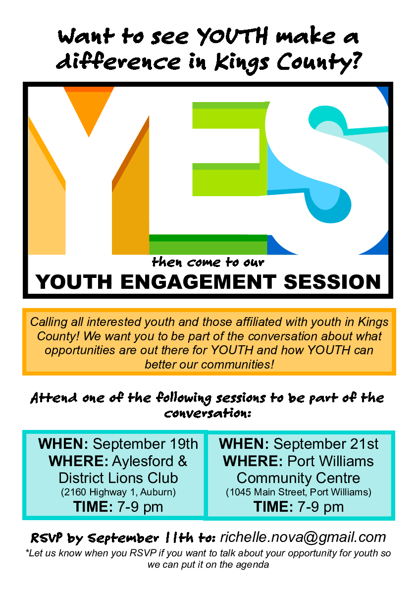 Yahoo Driving Directions Google >> Youth Engagement Session at Lions Club, Auburn (September 19, 2017 7pm)