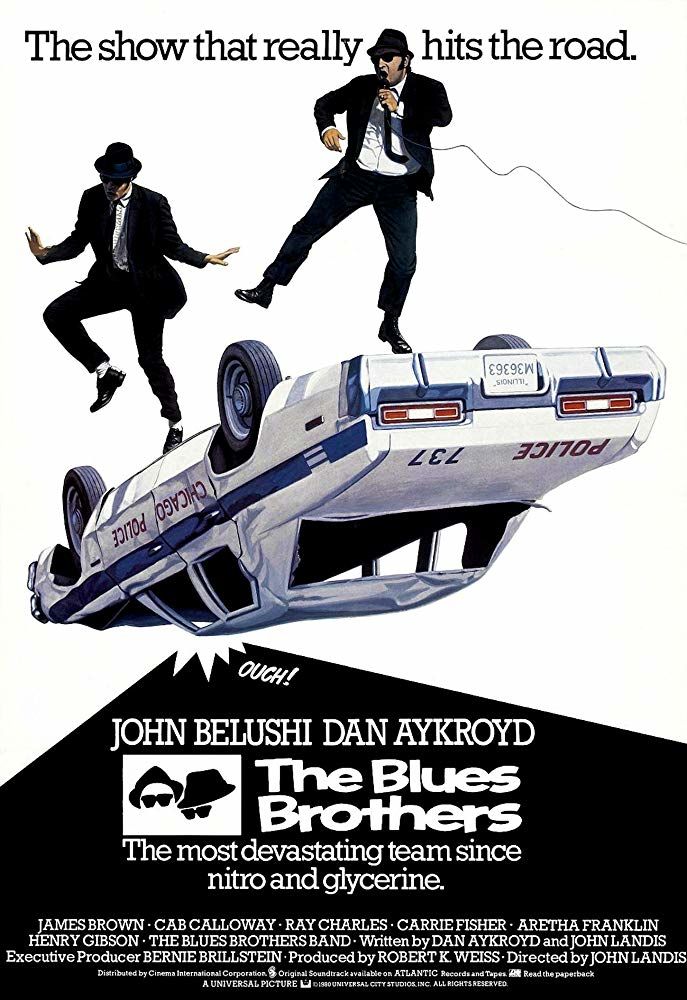 The Blues Brothers at Al Whittle Theatre, Wolfville (July 27, 2019 8pm)